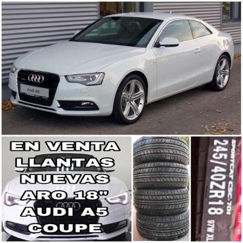 Venta Llantas Para Audi A5 Coupe---aro 1