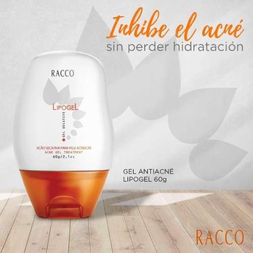 Gel Secativo Antiacné Lipogel