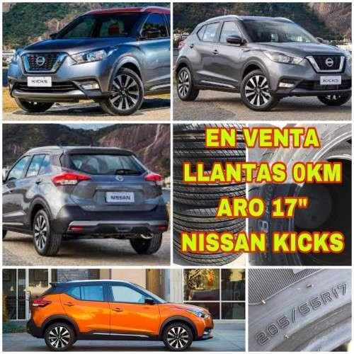 Venta Llantas Para Nissan Kicks----aro 1