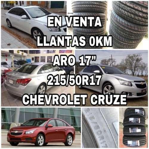 Venta Llantas Para Chevrolet Cruze Aro 1