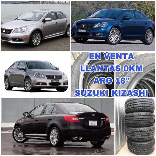 Venta Llantas Para Suzuki Kizashi---aro