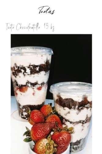 Tortas Chocofrutilla