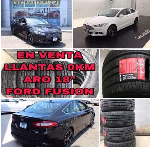 Venta Llantas Para Ford Fusion Aro 18---
