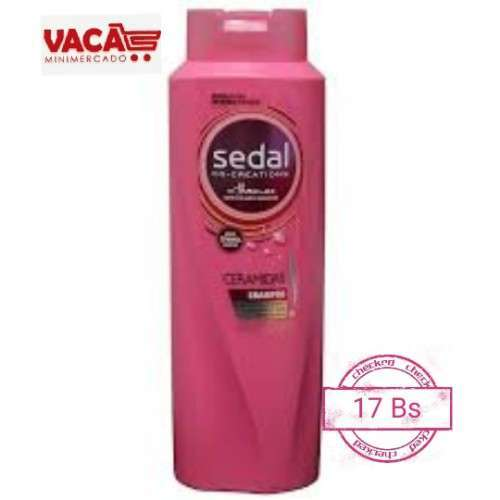 Shampoo Sedal De 340 Ml