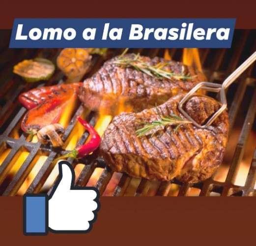 Lomo A La Brasilera