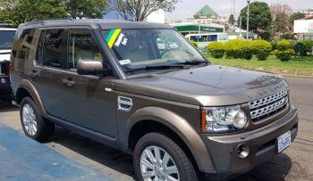 Vagoneta Land Rover Discovery 4 Bronce 2