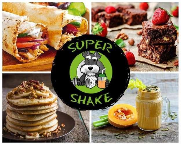 Protein Bar Super Shake