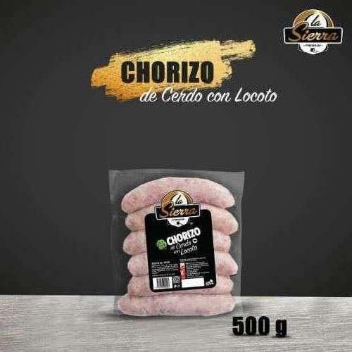 Chorizo Con Locoto