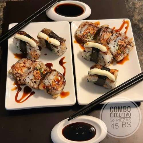 Sushi Combo Ejecutivo