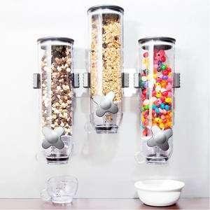 Dispensadores De Cereales Livianos 3 Set