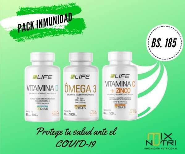 Pack Inmunidad