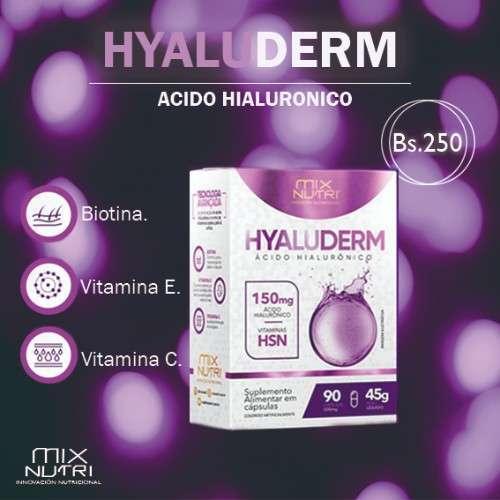Acido Hialuronico Hyaluderm