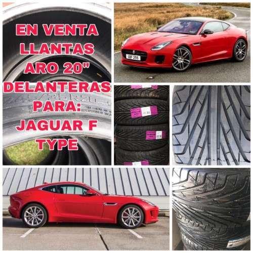 Venta Llantas Aro 20-para Jaguar F Type-