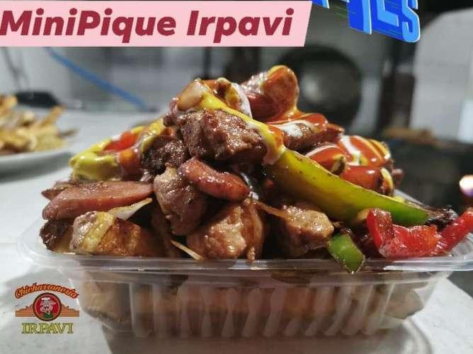 Minipiqueirpavi, Delivery
