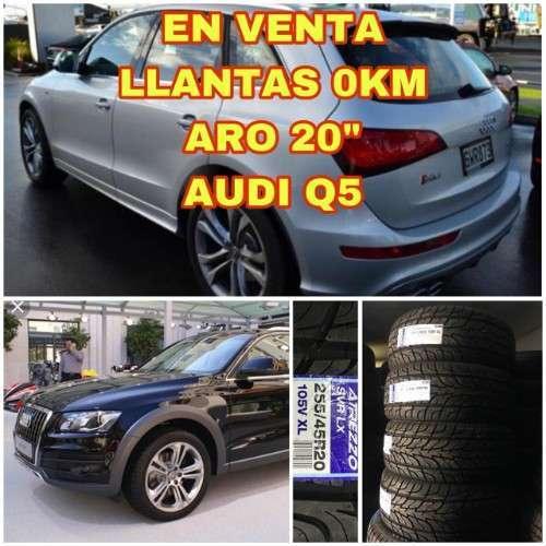 Venta Llantas Para Audi Q5--aro 20---255