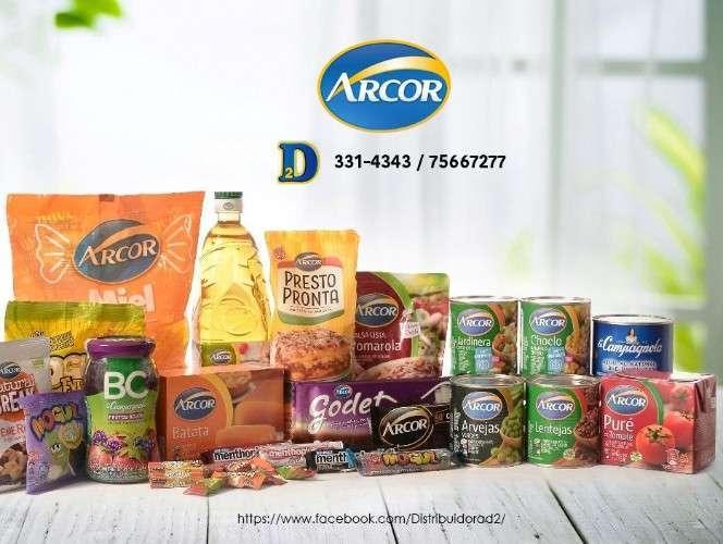 Productos Arco