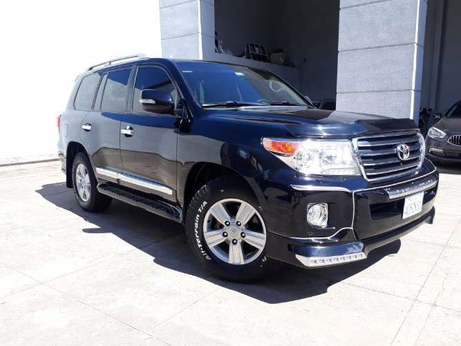 Impecable Toyota Land Cruiser Gx.r 2015