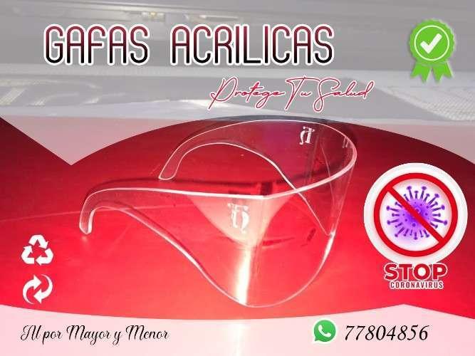 Gafas Acrilicas
