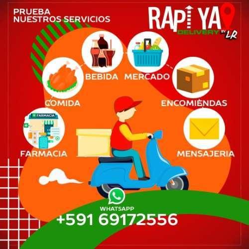 Rapi Ya Delivery