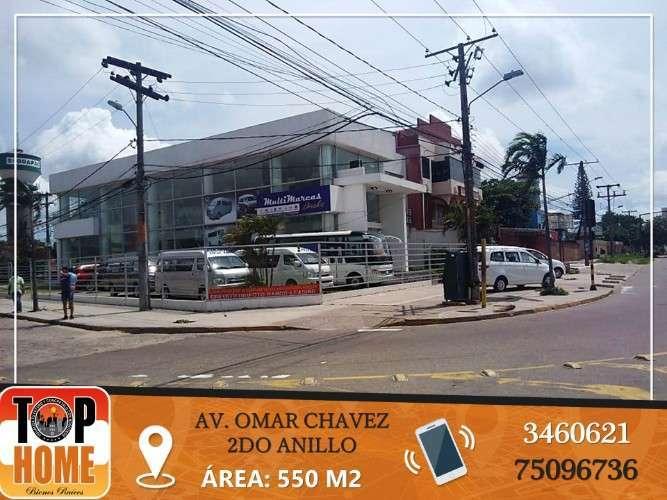 Amplio Local Sobre Av. Omar Chavez
