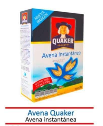 Avena Quaker Instantanea