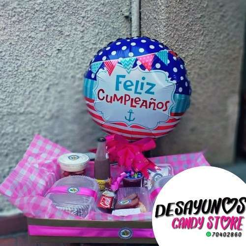 Desayunos Candy Store