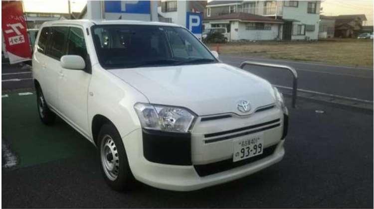 Toyota Succeed Van. Un Vehiculo Muy Conv