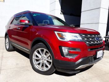 Impecable Ford Explorer Limited 2016