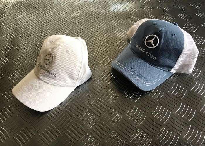 Venta Gorras Mercedes