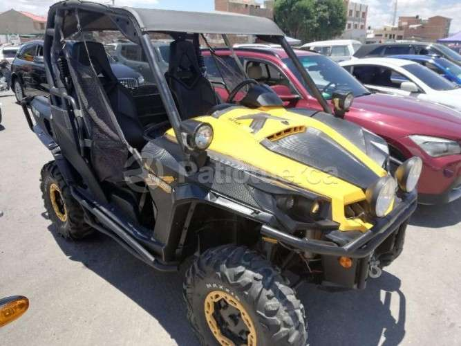 Can Am Comander Limited Modelo 2012