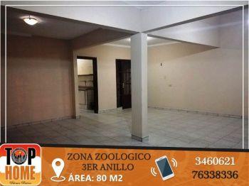 Economico Dpto Independiente En Zona Zoo