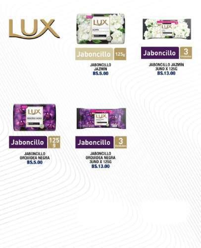 Lux Jaboncillo