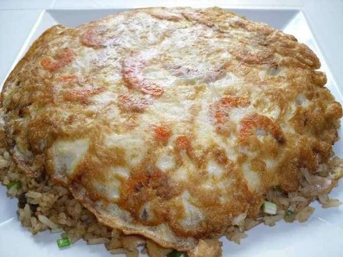 Tortillas + Chaufa