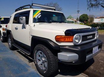 Jeep Toyota Fj Cruiser Blanco 2014