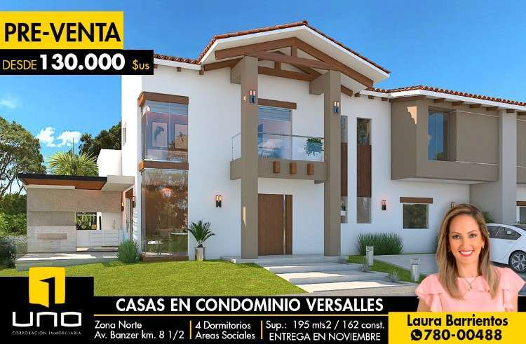Hermosas Casas En Pre-venta En Condomini