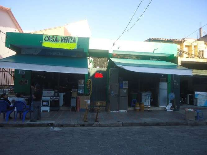 Casa Comercial La Ramada Con 2 Tiendas