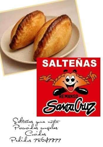 Salteñas Santa Cruz Zona Norte