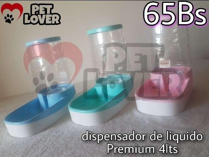 Dispensador De Liquido Premium Para Masc