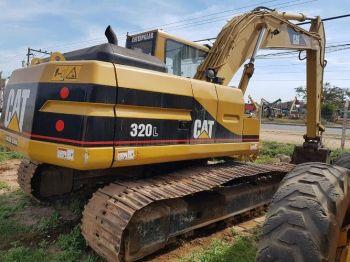 Excavadora 320l Año 1994