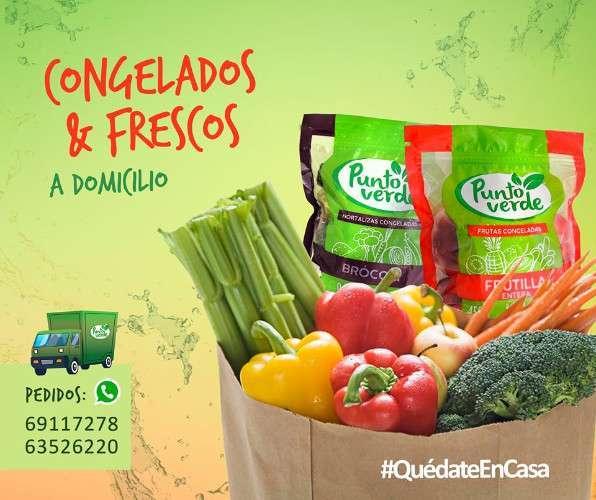 Frutas Y Verduras A Domicilio, Frecas O