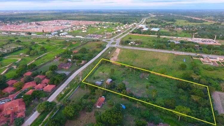Terreno En Venta G-77  Carretera Norte