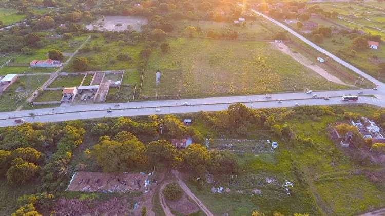 Terreno Para Inversionista En Zona Norte
