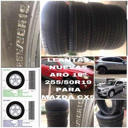 Venta Llantas Para Mazda Cx5-aro 19---25