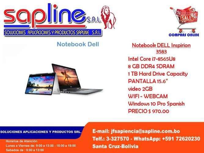 Dell Inspirion 3583
