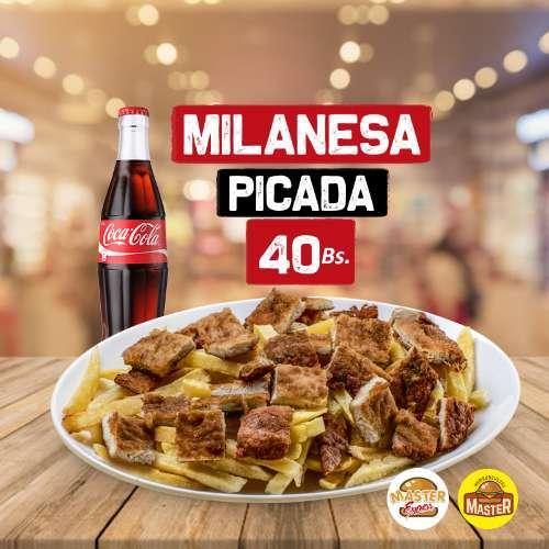 Milanesa Picada