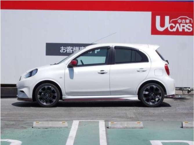 El Nissan March-dba-k13. Un Auto Con Tod