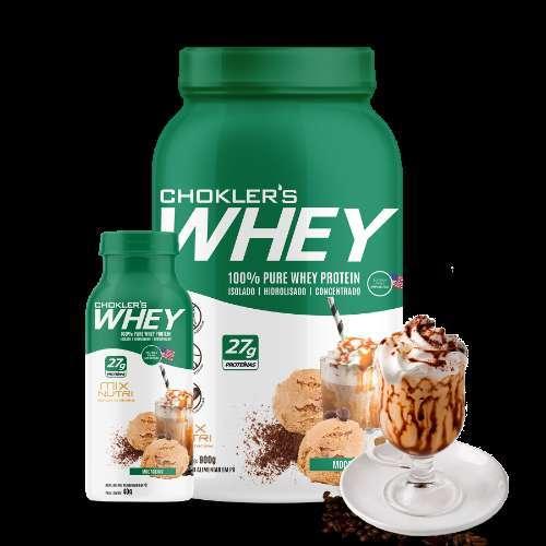Proteina Chokler´s Protein 900gr + 40gr