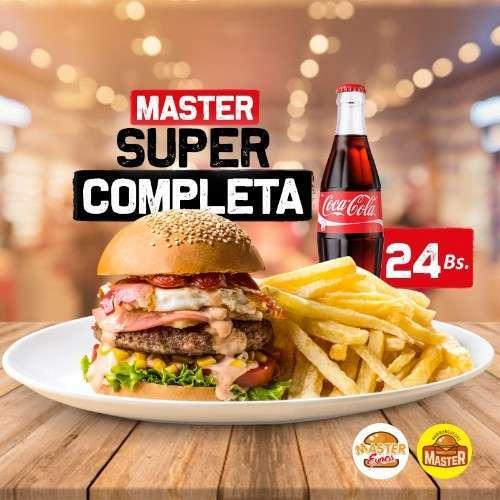 Master Super Completa