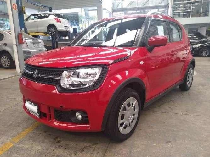 Suzuki Ignis 2019 Espacioso, Economico Y