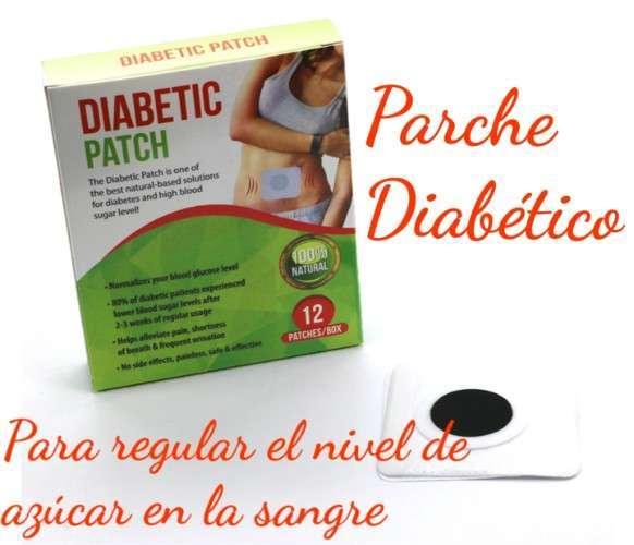 Parche Diabético(regula El Nivel De Az�